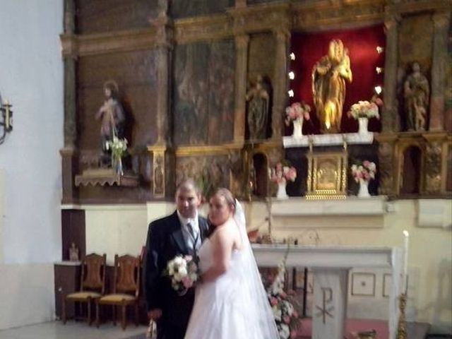 La boda de Angel y Vanesa en Santovenia Del Esla, Zamora 9