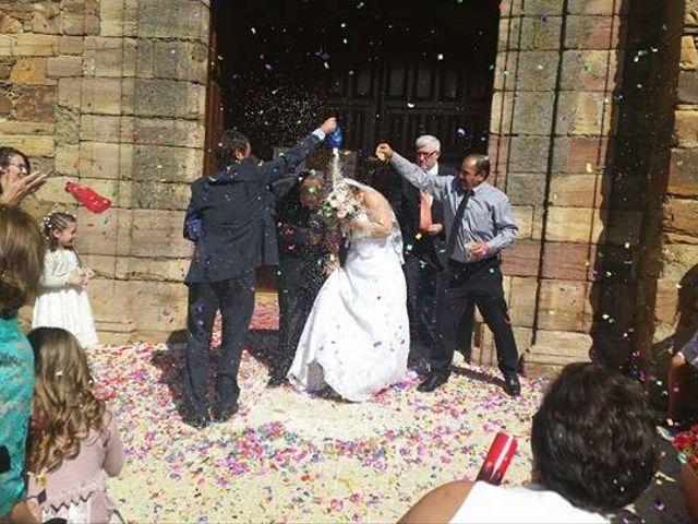 La boda de Angel y Vanesa en Santovenia Del Esla, Zamora 2