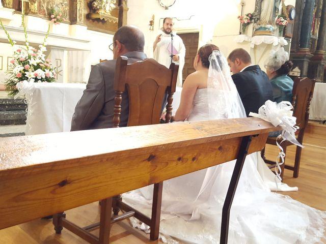 La boda de Angel y Vanesa en Santovenia Del Esla, Zamora 1