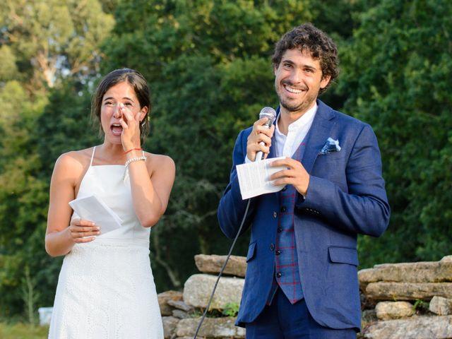 La boda de Pablo y Laura en Gondomar, Pontevedra 56