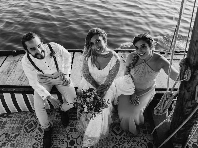 La boda de Edgar y Lourdes en Valencia, Valencia 6