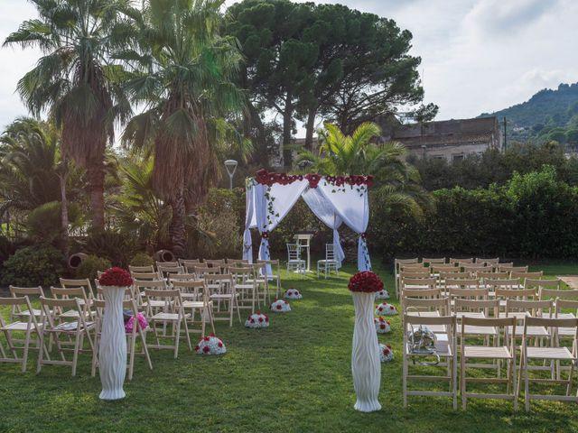 La boda de Rodrigo y Zuraday en La Selva Del Camp, Tarragona 5