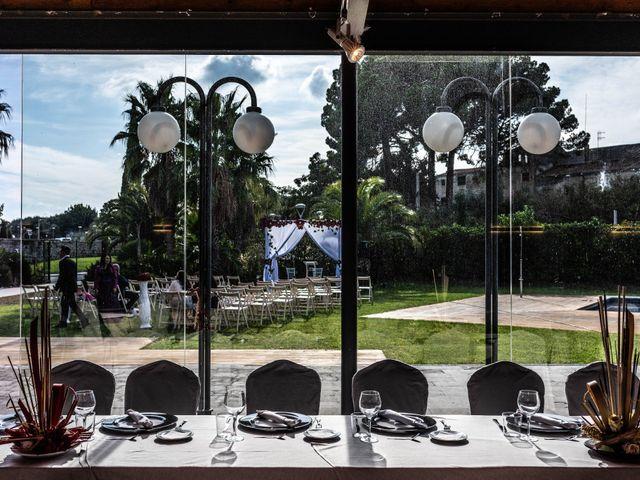 La boda de Rodrigo y Zuraday en La Selva Del Camp, Tarragona 6