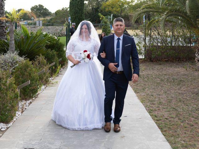 La boda de Rodrigo y Zuraday en La Selva Del Camp, Tarragona 8