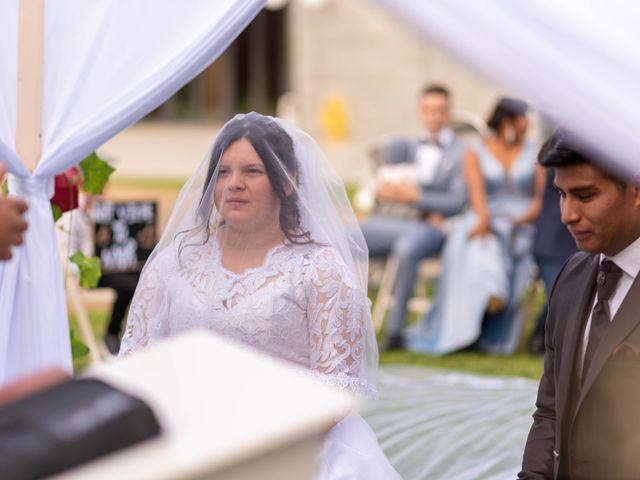 La boda de Rodrigo y Zuraday en La Selva Del Camp, Tarragona 9