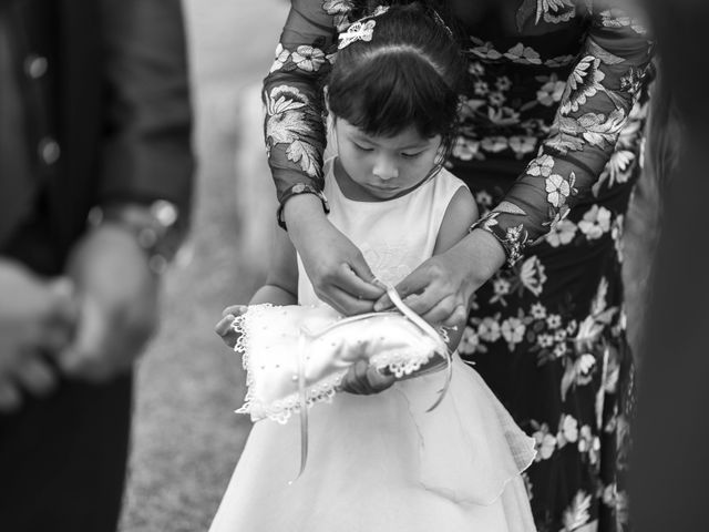 La boda de Rodrigo y Zuraday en La Selva Del Camp, Tarragona 10