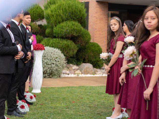 La boda de Rodrigo y Zuraday en La Selva Del Camp, Tarragona 11