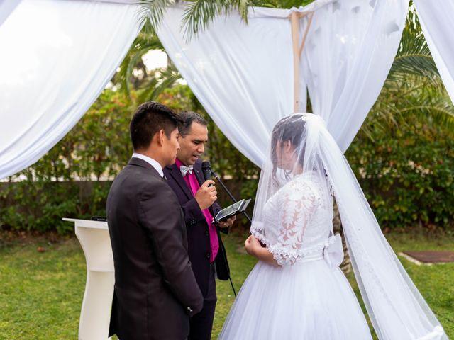 La boda de Rodrigo y Zuraday en La Selva Del Camp, Tarragona 14