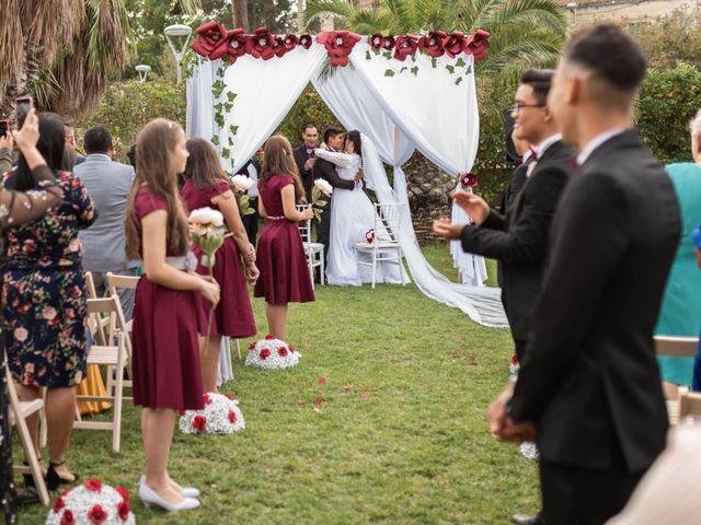 La boda de Rodrigo y Zuraday en La Selva Del Camp, Tarragona 15