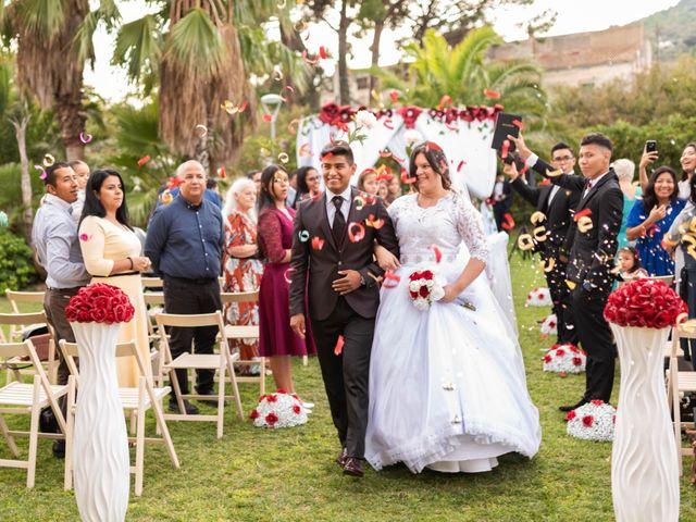 La boda de Rodrigo y Zuraday en La Selva Del Camp, Tarragona 16