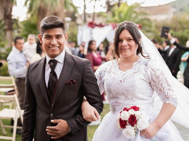 La boda de Rodrigo y Zuraday en La Selva Del Camp, Tarragona 17