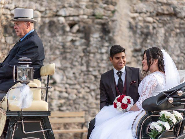 La boda de Rodrigo y Zuraday en La Selva Del Camp, Tarragona 21