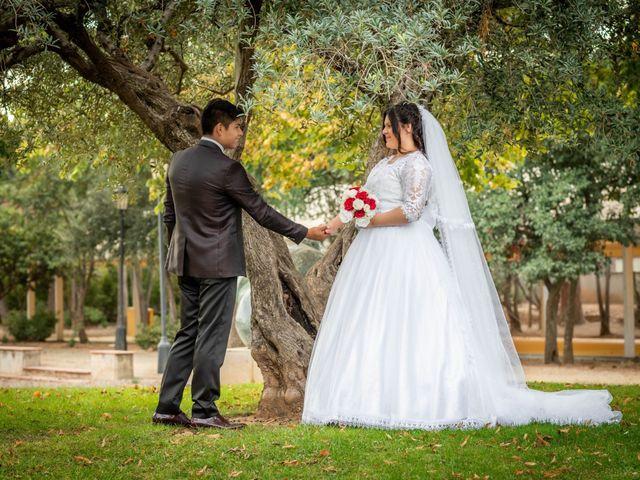La boda de Rodrigo y Zuraday en La Selva Del Camp, Tarragona 28