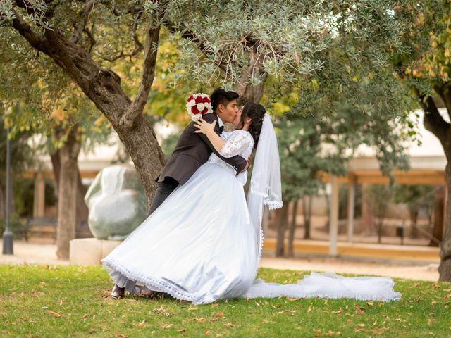 La boda de Rodrigo y Zuraday en La Selva Del Camp, Tarragona 29