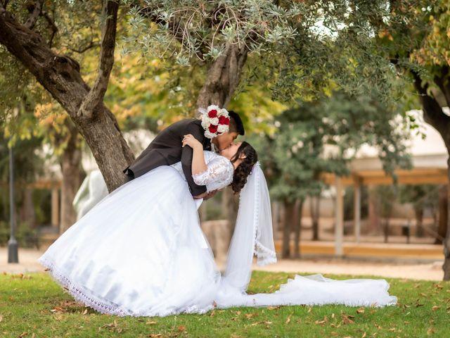 La boda de Rodrigo y Zuraday en La Selva Del Camp, Tarragona 30