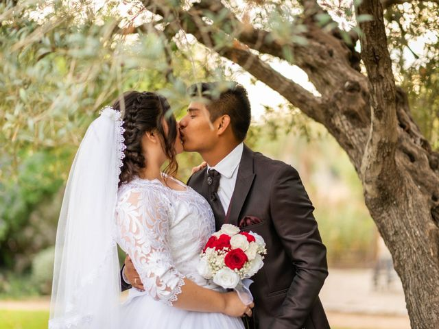 La boda de Rodrigo y Zuraday en La Selva Del Camp, Tarragona 31