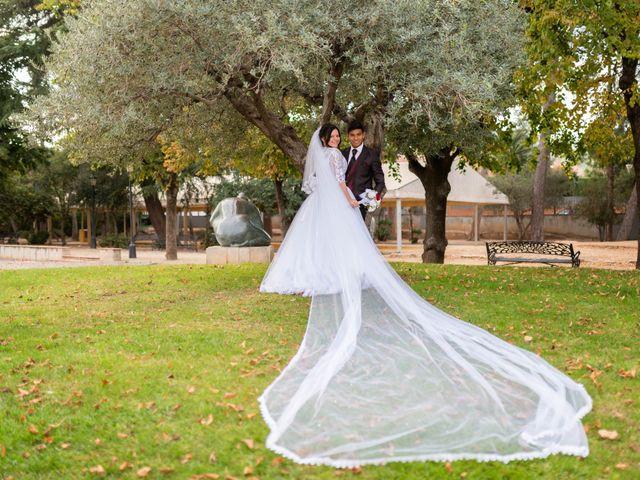La boda de Rodrigo y Zuraday en La Selva Del Camp, Tarragona 32