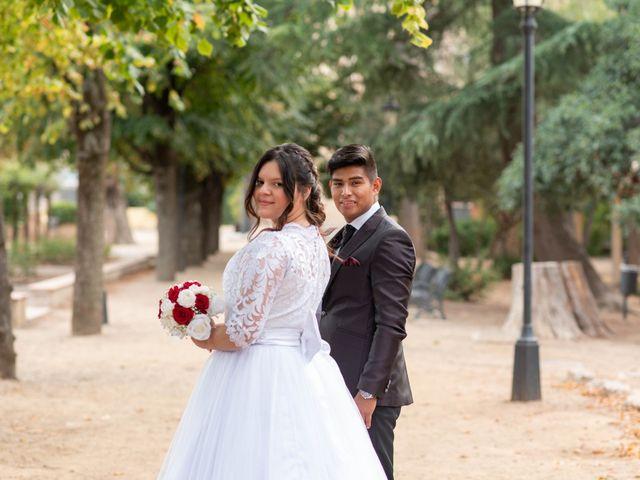 La boda de Rodrigo y Zuraday en La Selva Del Camp, Tarragona 36