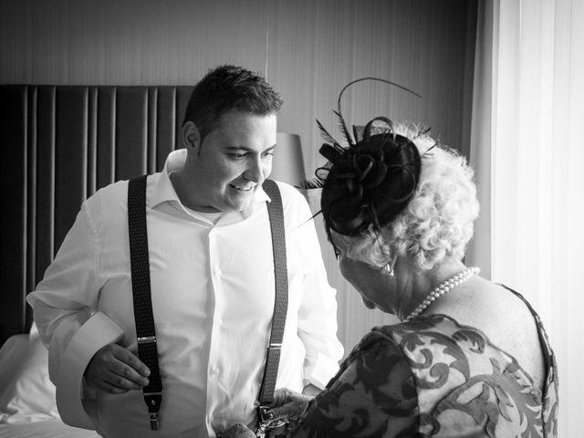 La boda de María y Iñaky en Algete, Madrid 5