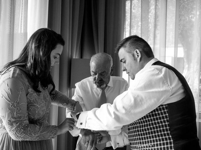 La boda de María y Iñaky en Algete, Madrid 11
