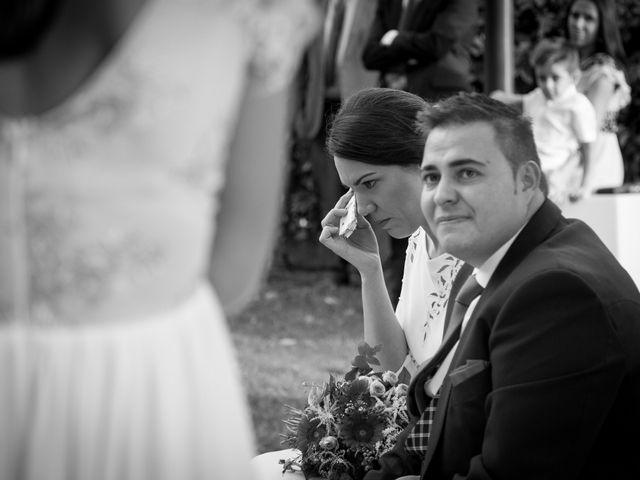 La boda de María y Iñaky en Algete, Madrid 2