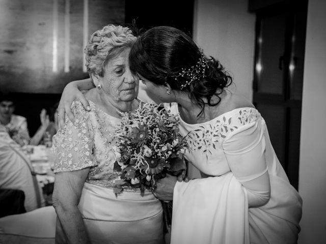 La boda de María y Iñaky en Algete, Madrid 18