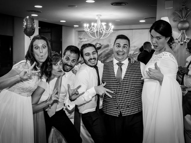 La boda de María y Iñaky en Algete, Madrid 19