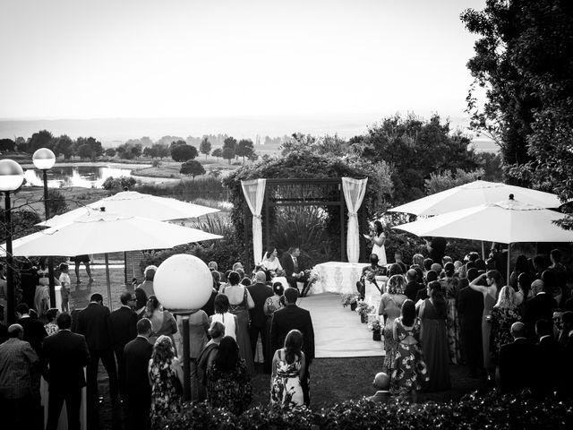 La boda de María y Iñaky en Algete, Madrid 24