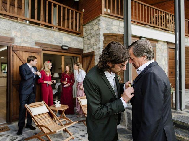 La boda de Marc y Mariona en Puigcerda, Girona 9