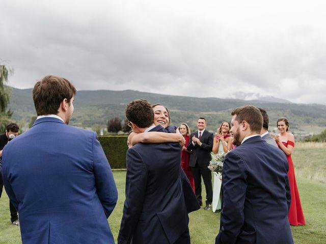 La boda de Marc y Mariona en Puigcerda, Girona 23
