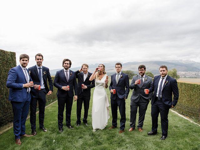 La boda de Marc y Mariona en Puigcerda, Girona 29