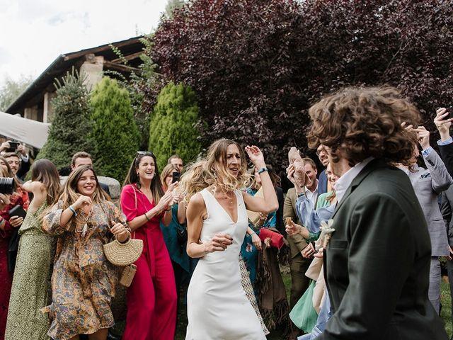 La boda de Marc y Mariona en Puigcerda, Girona 48