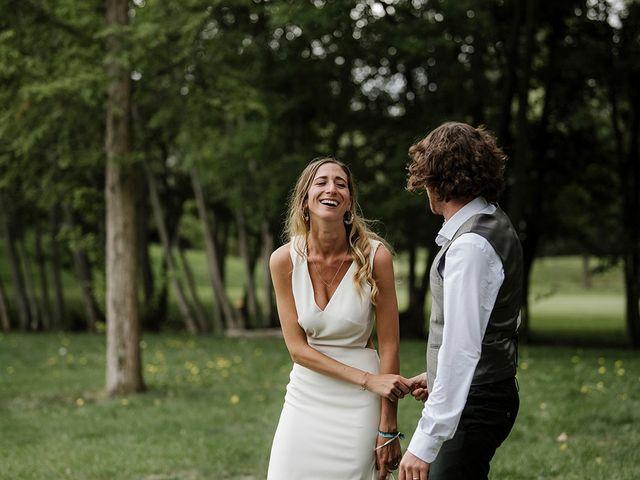 La boda de Marc y Mariona en Puigcerda, Girona 57