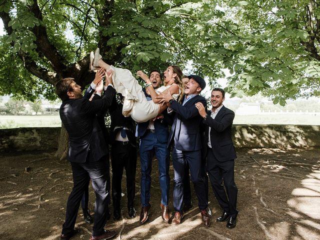 La boda de Marc y Mariona en Puigcerda, Girona 69