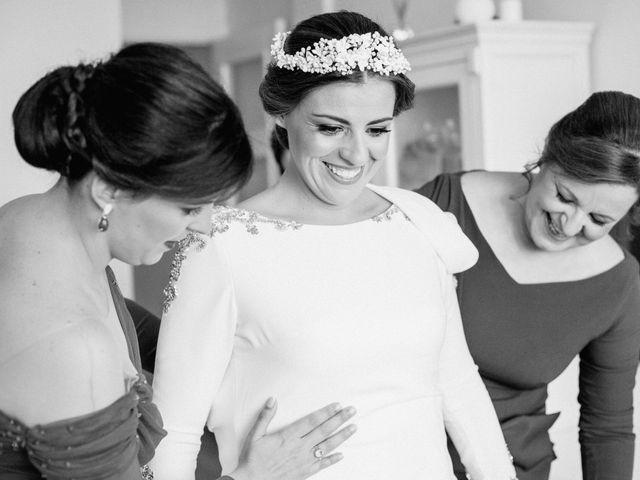 La boda de Jessica y Luis en Dos Hermanas, Sevilla 16