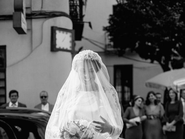La boda de Jessica y Luis en Dos Hermanas, Sevilla 1