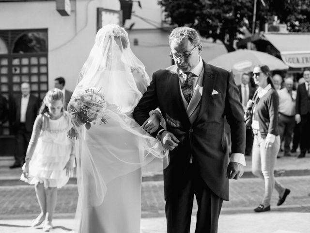 La boda de Jessica y Luis en Dos Hermanas, Sevilla 31