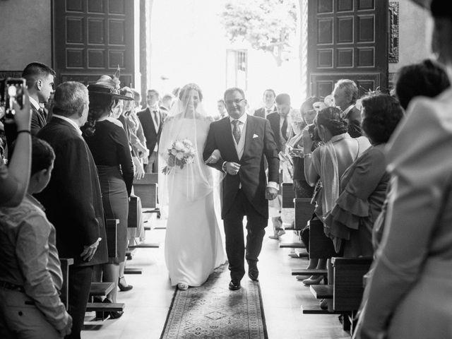 La boda de Jessica y Luis en Dos Hermanas, Sevilla 33