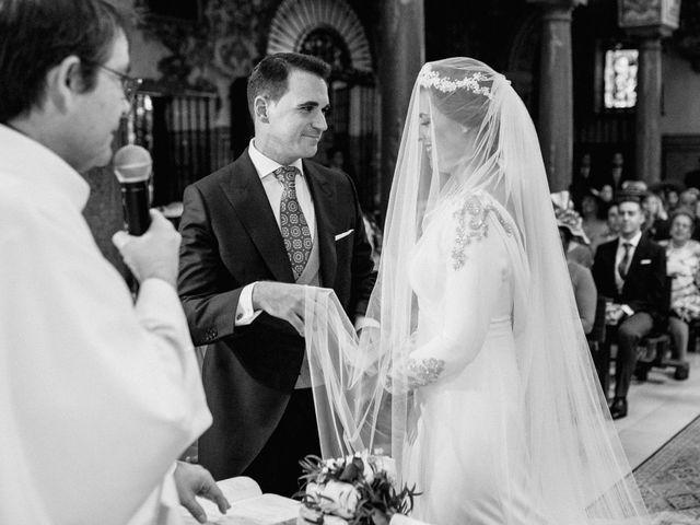 La boda de Jessica y Luis en Dos Hermanas, Sevilla 35