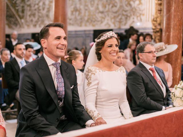 La boda de Jessica y Luis en Dos Hermanas, Sevilla 37