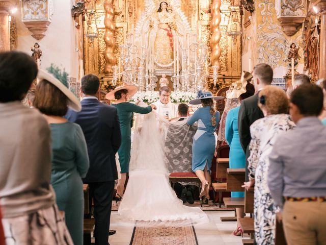 La boda de Jessica y Luis en Dos Hermanas, Sevilla 38
