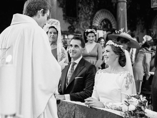 La boda de Jessica y Luis en Dos Hermanas, Sevilla 39