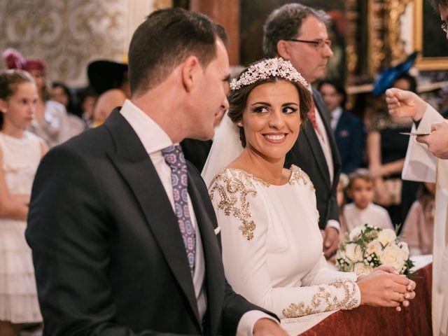 La boda de Jessica y Luis en Dos Hermanas, Sevilla 40