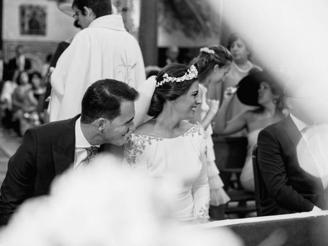 La boda de Jessica y Luis en Dos Hermanas, Sevilla 42