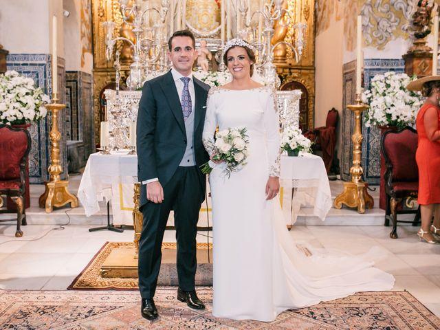 La boda de Jessica y Luis en Dos Hermanas, Sevilla 46