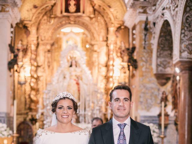 La boda de Jessica y Luis en Dos Hermanas, Sevilla 47