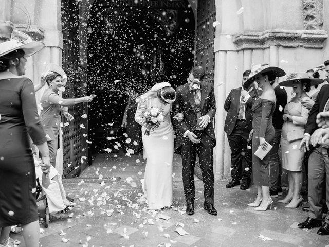 La boda de Jessica y Luis en Dos Hermanas, Sevilla 48