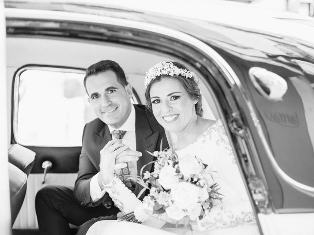 La boda de Jessica y Luis en Dos Hermanas, Sevilla 54