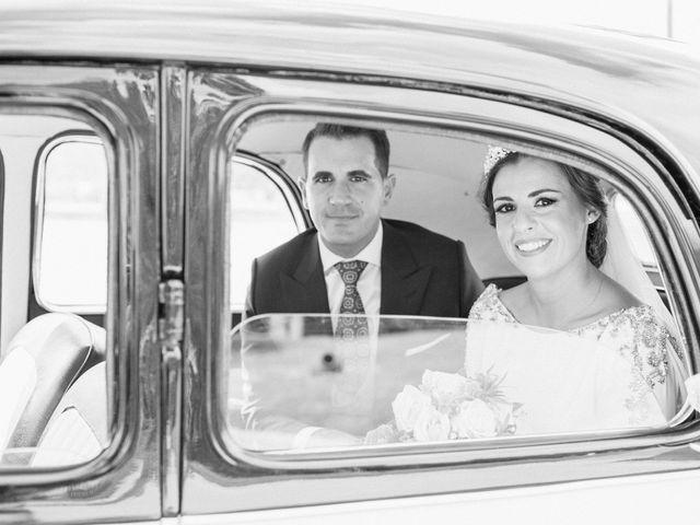 La boda de Jessica y Luis en Dos Hermanas, Sevilla 56