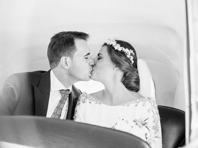 La boda de Jessica y Luis en Dos Hermanas, Sevilla 57